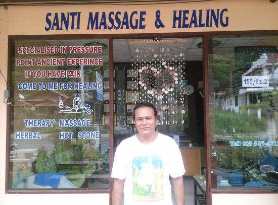 Santi  Massage and Healing