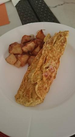 Tarisa Resort & Spa: Petit déjeuner