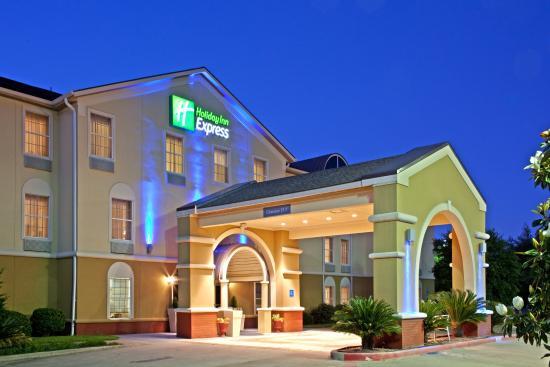 Columbus, TX: Hotel Exterior
