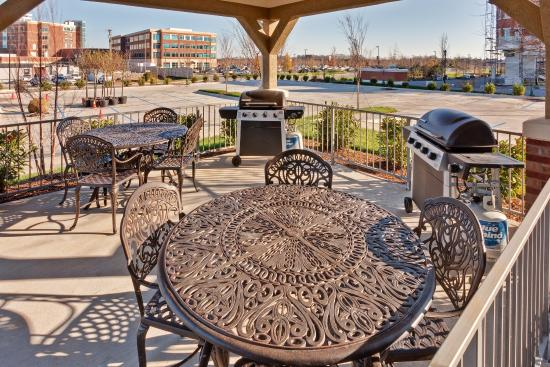 Murfreesboro, TN: Guest Patio