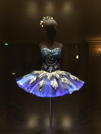 Paris, France: unique costumes- exhibition until 15 June 2016