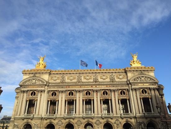 Париж, Франция: Opera