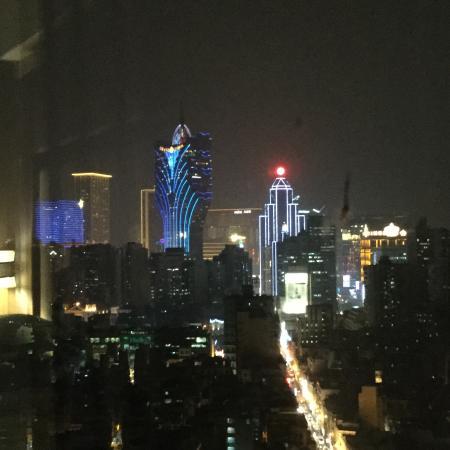 Sofitel Macau at Ponte 16: シティビュー