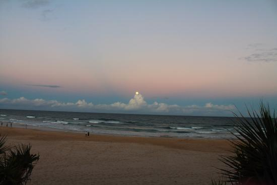 Coolum Beach, Αυστραλία: View of the beach