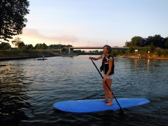 Stand Up Paddle Lille Le Grand Huit