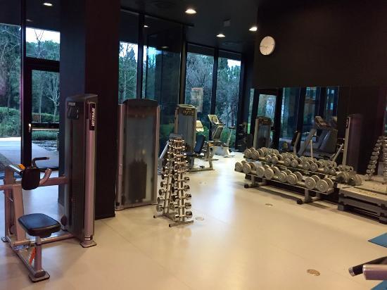 Fitnessraum hotel  Fitnessraum - Bild von Hotel Lone, Rovinj - TripAdvisor