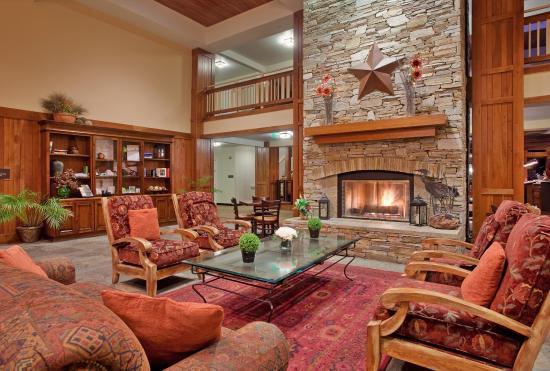 Running Y Ranch Resort: Lobby Lounge