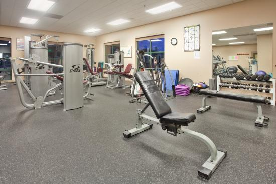 Running Y Ranch Resort: Gym
