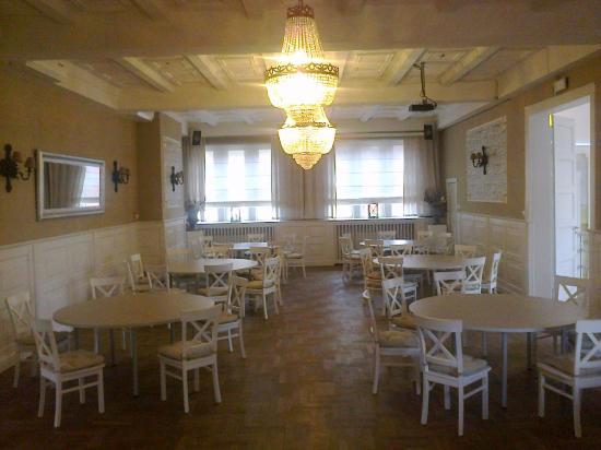 Restauracja Picture Of Hotel Wodnik Wroclaw Tripadvisor