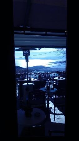Makrinitsa, Grecia: Μελωδια cafe-bar