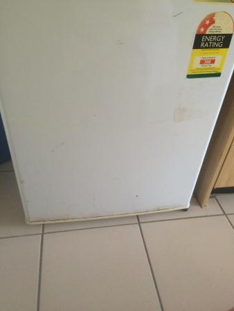 Currimundi Hotel Motel: Room fridge