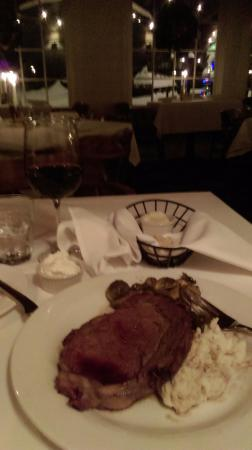 River Ranch Lodge & Restaurant: Prime Rib Special......every Friday night
