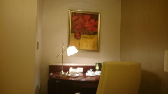 Lotte Hotel Moscow: Office-ette