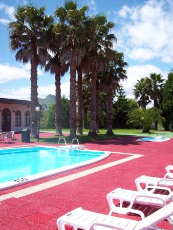piscina picture of hotel la palma de llanes llanes