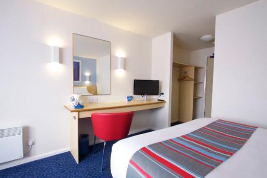 Halkyn, UK: Double room