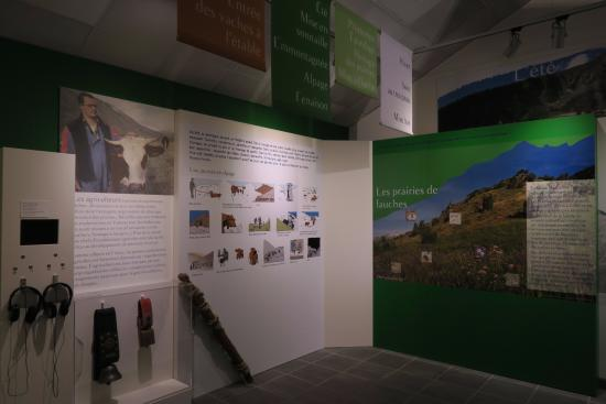 Termignon, Francja: 博物館内