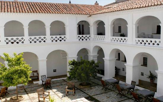 La Parra, Spanje: Convento
