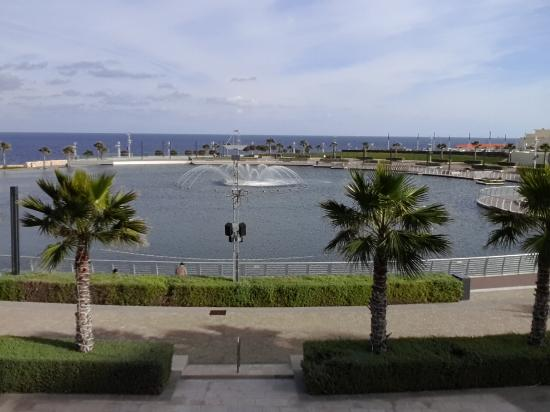 Kalkara, Malta: The view of the water feature