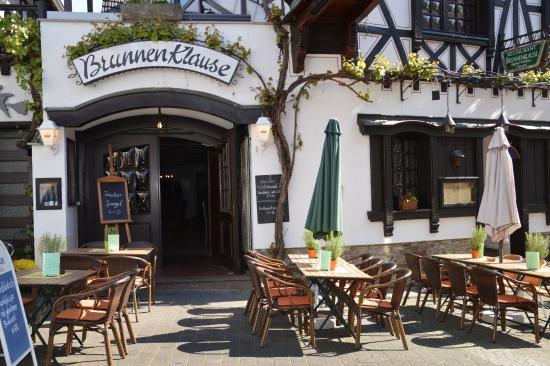 Weinstube Restaurant Brunnenklause