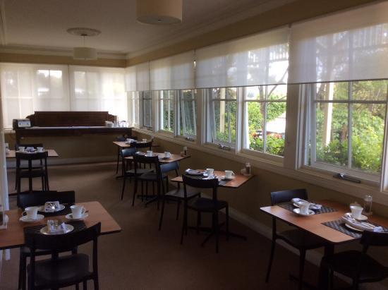Clydesdale Manor: Breakfast area