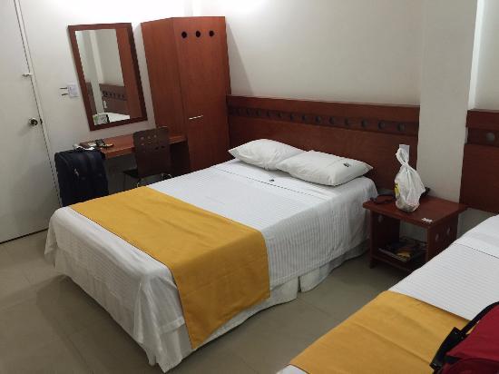 Hotel Imbanaco Cali : Habitacion Imbanaco