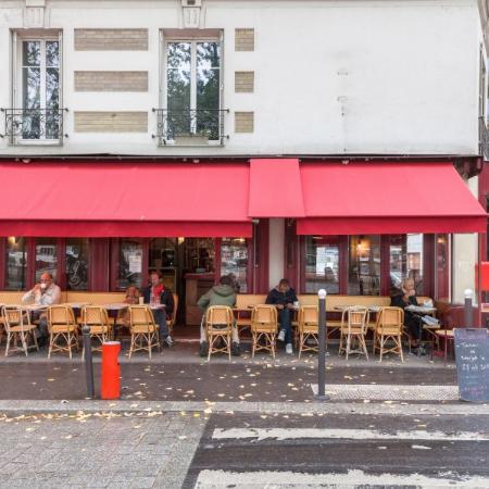 Restaurant La Bastringue Paris