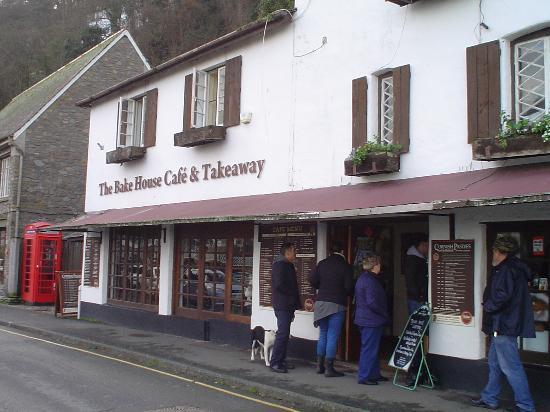 The Bake House Cafe: The Bake House