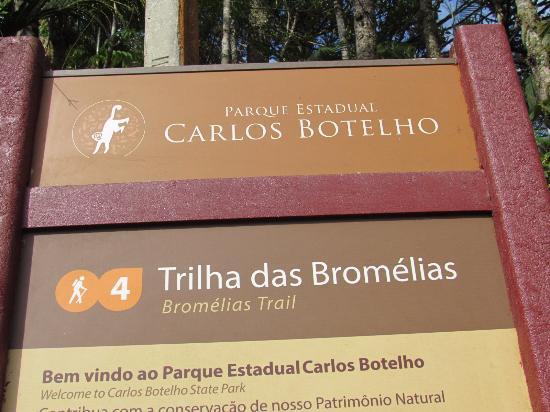 Bromélias Trail