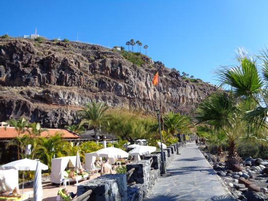 Beach Club Photo De Hotel Jardin Tecina Playa De Santiago