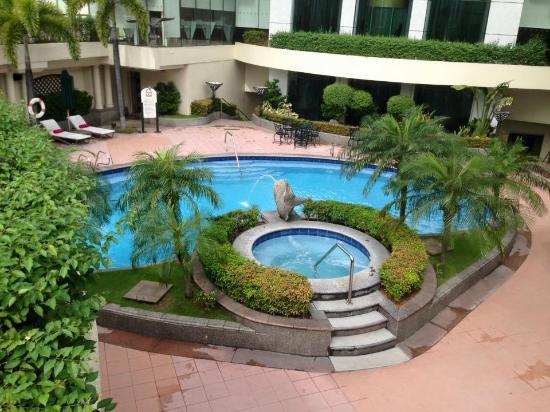 Pan Pacific Manila: Pool