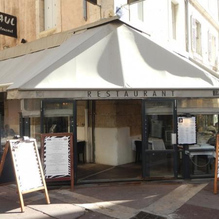 Chez paul marseille 23 rue saint saens restaurant for Restaurant chez marie marseille