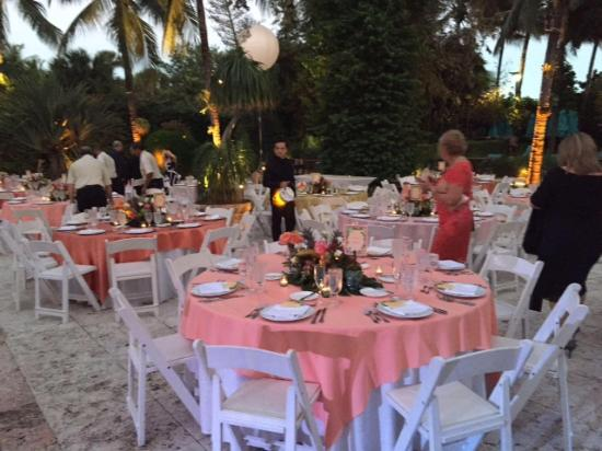 Wedding Dinner Reception Picture Of The Palms Hotel Spa Miami