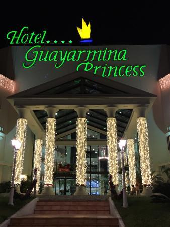 Guayarmina Princess Hotel: Hotel entrance