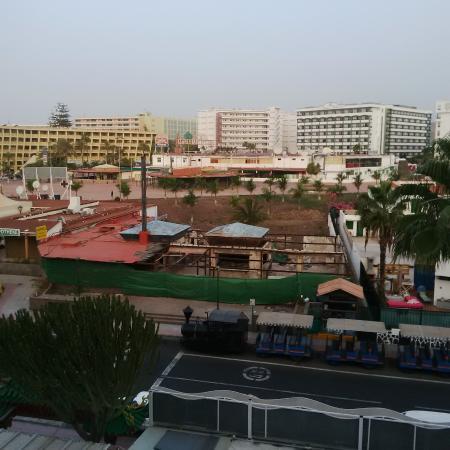 View From Deluxe Room Picture Of Labranda Marieta Playa Del