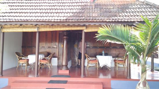Thevercad Alleppey Homestay: room entrance