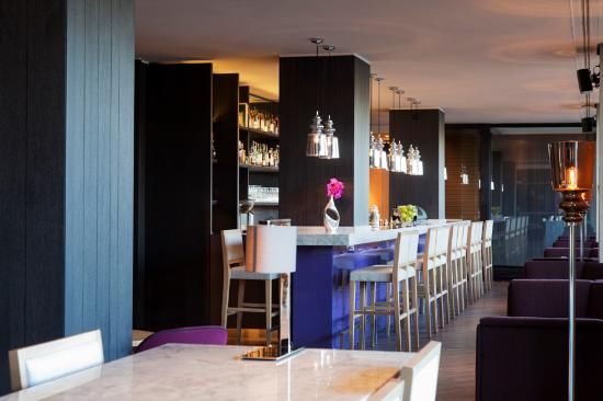 Le Bar Crowne Plaza Geneva