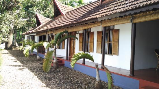 Thevercad Alleppey Homestay: property