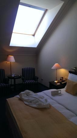 Radisson Royal Hotel, St.Petersburg: в номере