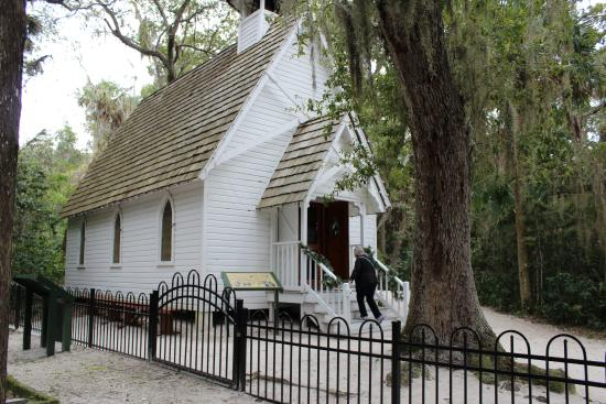 mary s chapel picture of historic spanish point osprey tripadvisor rh tripadvisor com