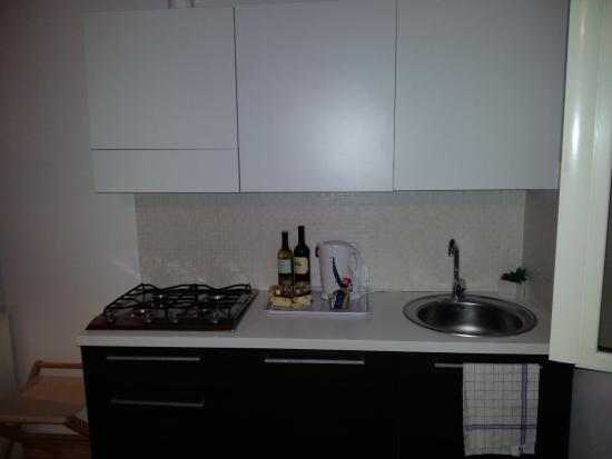 Dalmati House : Angolo cucina