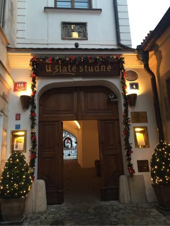 U Zlate Studne Hotel: photo0.jpg