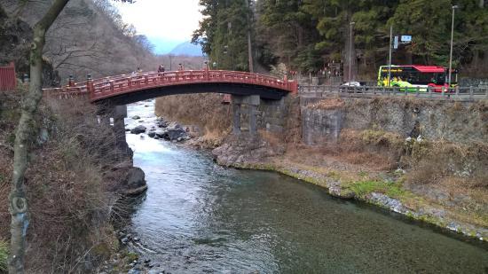 Shinkyo: สะพาน