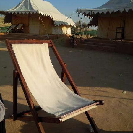 Golden Dune Camp