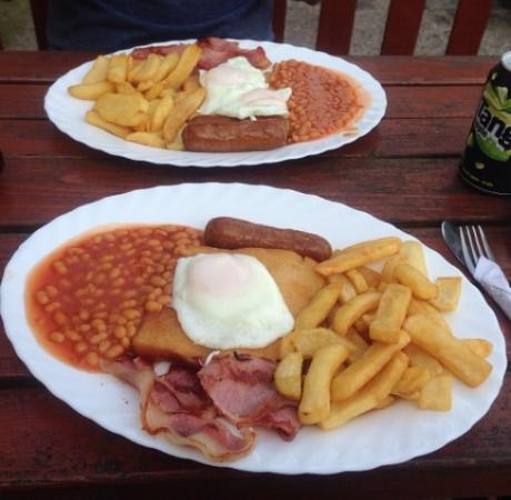 Newington, UK: Amazing Breakfast