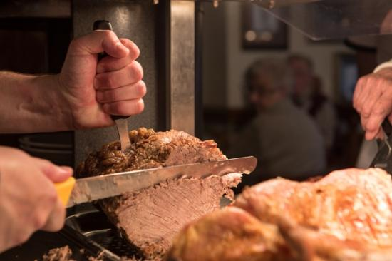 Valley, UK: Carvery