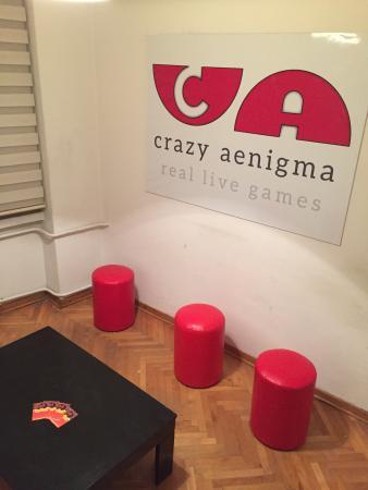 Crazy Aenigma
