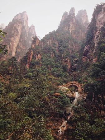 Mt. Huangshan (Yellow Mountain): Forgotten corners of the mountain