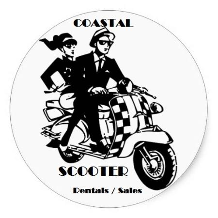 Coastal Scooter