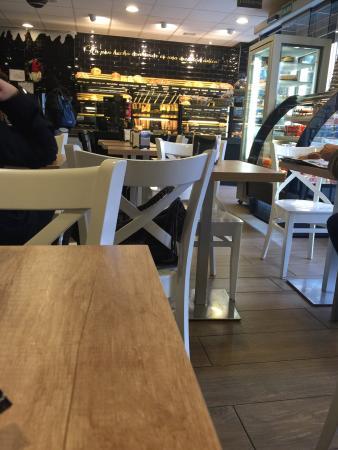 Cafeteria Panaderia Granier