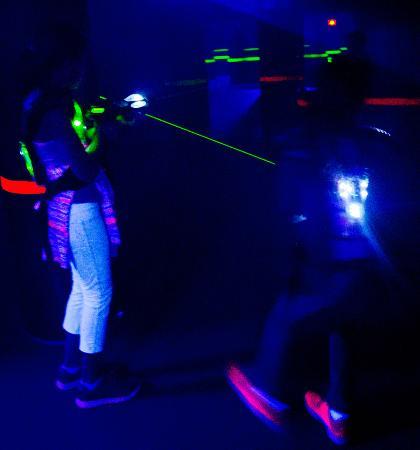 Ultra Blast Laser Combat Center Birmingham Updated